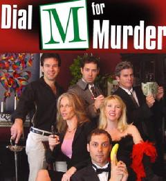 Dial M Murder Mystery Team Building Los angeles