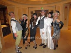 1920'S GATSBY HOLLYWOOD MURDER MYSTERY LOS ANGELES BURBANK LAS VEGAS